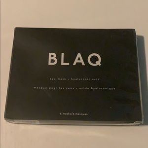 Blaq Eye Mask + Hyaluronic Acid